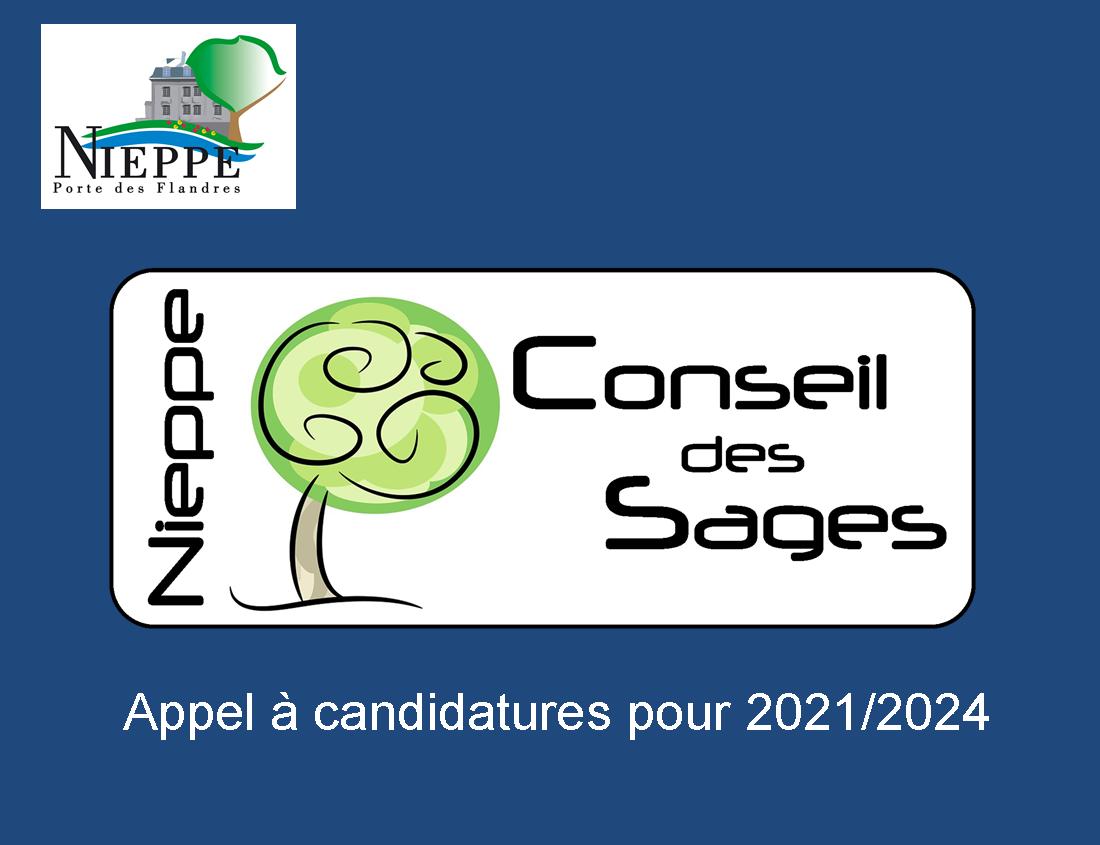 Conseil des Sages : appel à candidatures pour 2021/2024