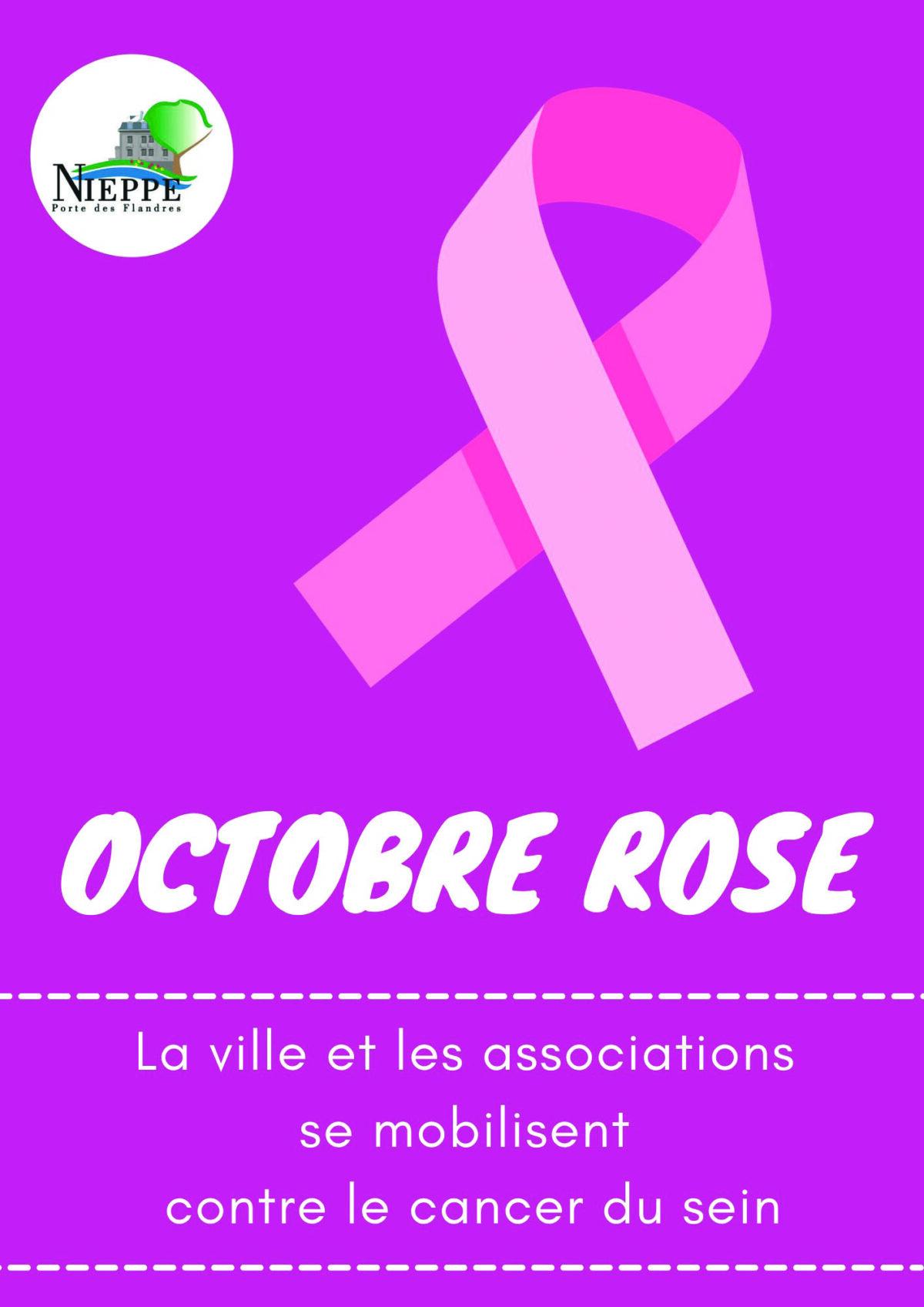Octobre rose à Nieppe